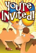 Camel Invitation