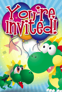 Dragons Invitation