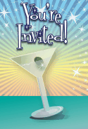 Martini Invitation