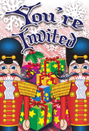Nutcrackers Invitation
