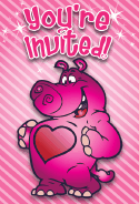 Valentine Invitation